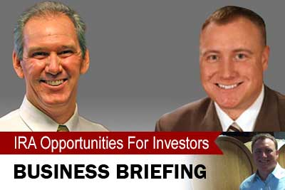 Business Briefing: IRA Opportunities For Investors