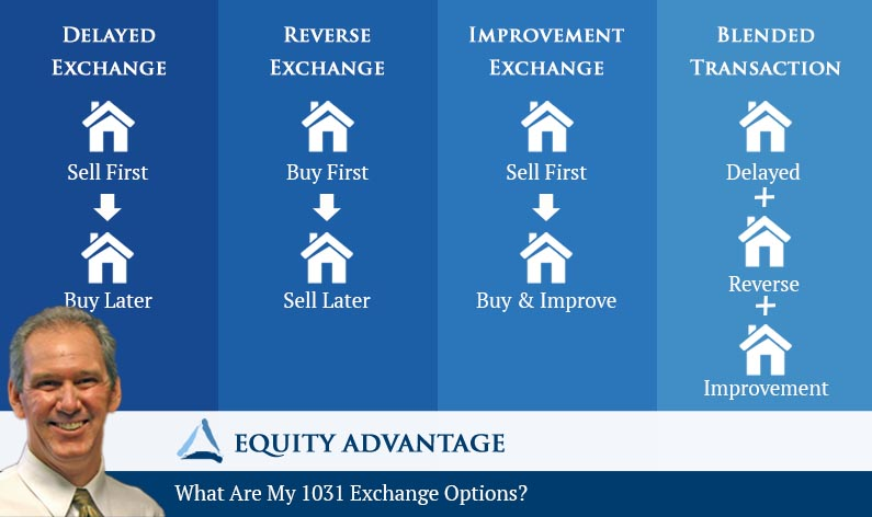 What Are My 1031 Exchange Options?