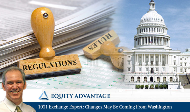 1031 Exchange Expert: Changes May Be Coming From Washington