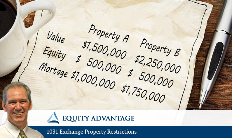 1031 Exchange Property Restrictions