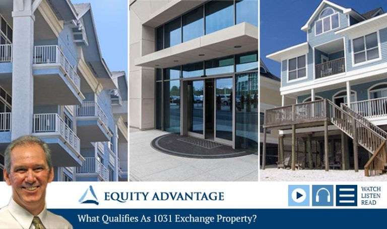 What Qualifies As A 1031 Exchange Property?