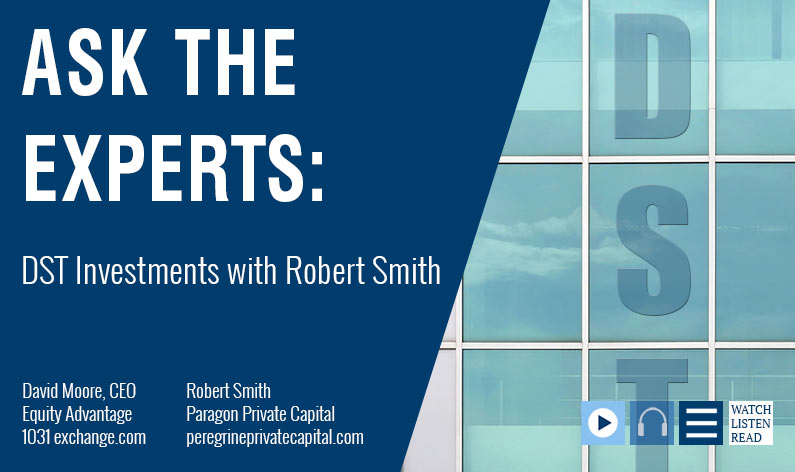 DST Investments with Robert Smith