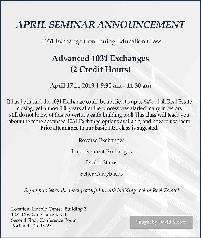 Seminar Flyer April 17th