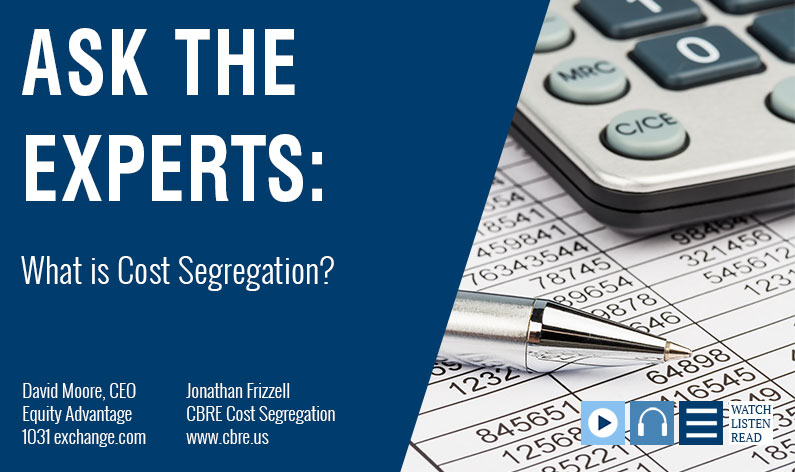 What is Cost Segregation?