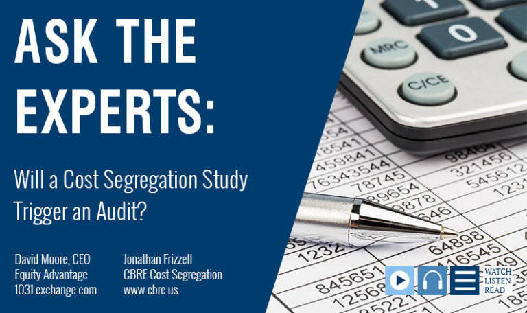 Will a Cost Segregation Study Trigger an Audit?