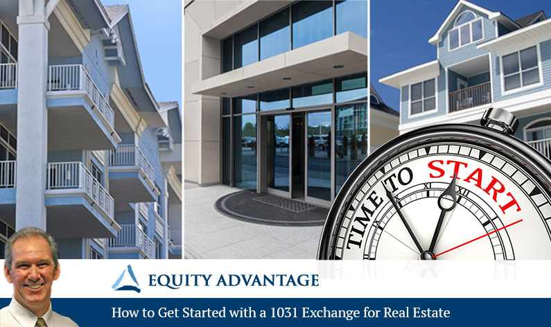 How to Get Started with a 1031 Exchange for Real Estate