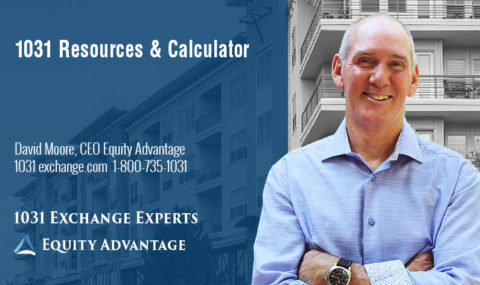 1031 Resources & Calculator
