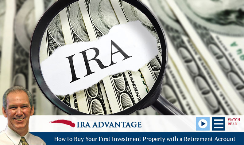 How to Buy Your First Investment Property with a Retirement Account