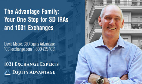 The Advantage Family: Your One Stop for SD IRAs and 1031 Exchanges