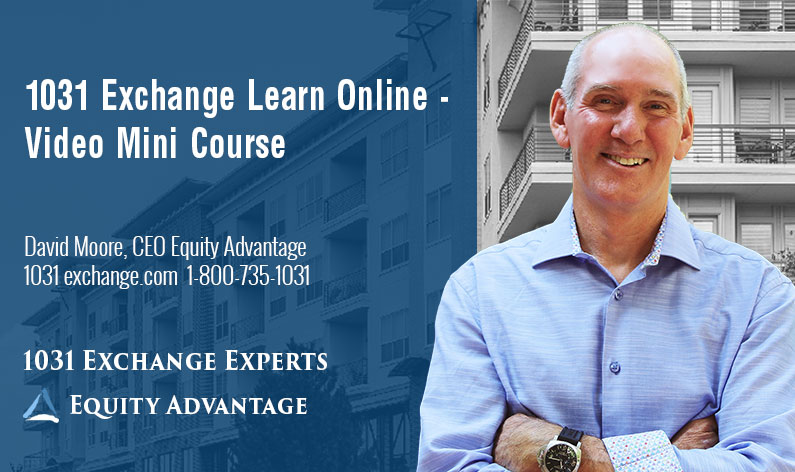 1031 Exchange Learn Online - Video Mini Course