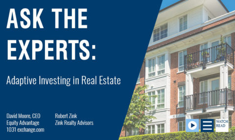 Adaptive Investing in Real Estate