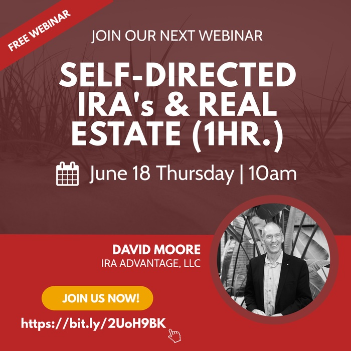 Self-Directed IRAs & Real Estate