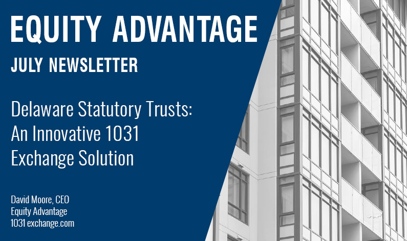 Delaware Statutory Trusts: An Innovative 1031 Exchange Solution