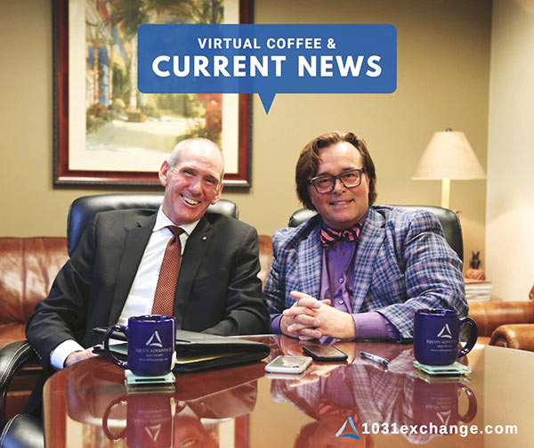Virtual Coffee and News CCIM Online