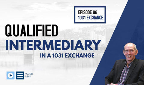 How Does a Qualified Intermediary Facilitate a 1031 Exchange?