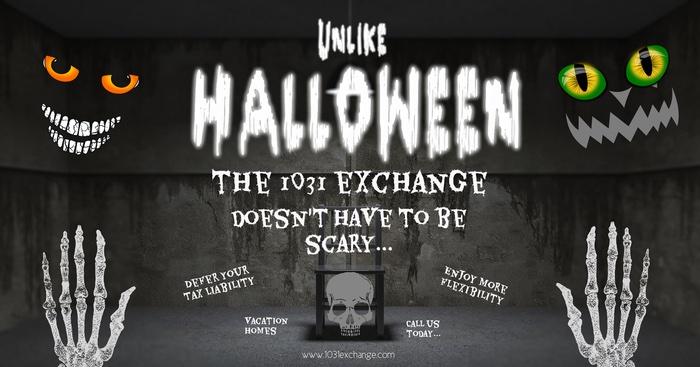 1031 Exchange Halloween 2020