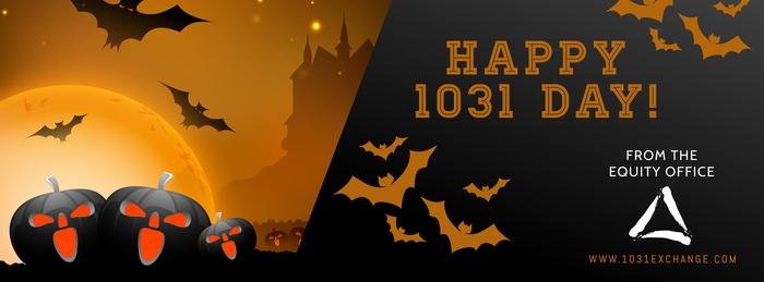 Happy Halloween Happy Birthday Equity Advantage