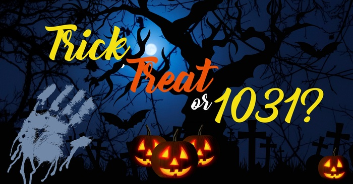 Trick or Treat or 1031