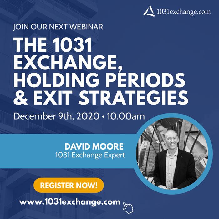 The 1031 Exchange Holdin