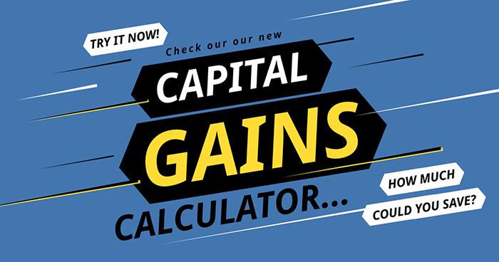 Capital Gains Calculator