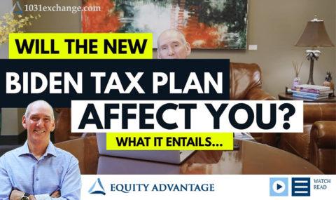 How Will the New Biden Tax Plan Affect You?