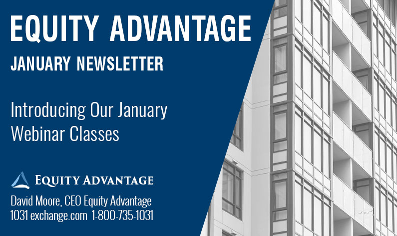 Introducing Our January Webinar Classes
