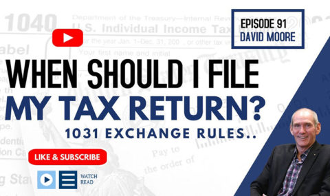 How and When Should I File Taxes with a 1031 Exchange?
