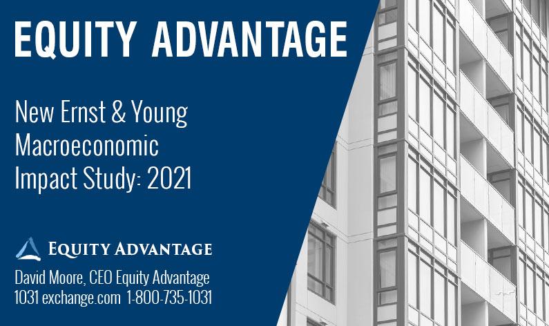 New Ernst & Young Macroeconomic Impact Study: 2021