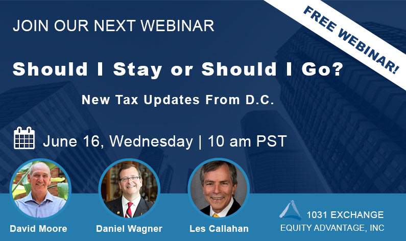 Should I Stay or Should I Go? Latest Tax Updates from D.C.
